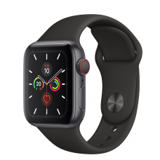 Apple Watch Series 5 44 mm, Sport Band OLED Cellulare GPS